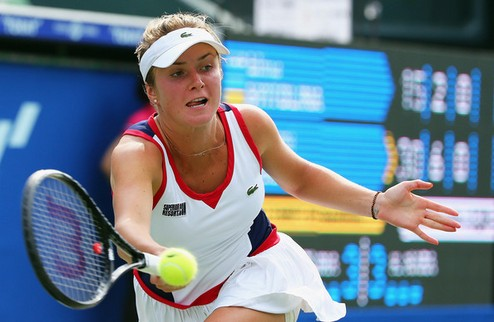Australian Open. Свитолина выбивает Кузнецову