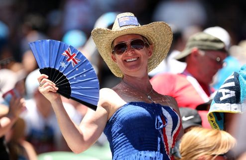 Дневник Australian Open. День 2