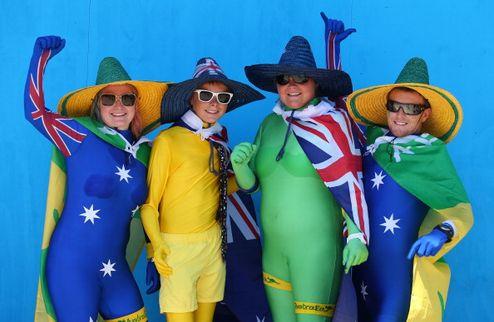 Australian Open. ��������� ���