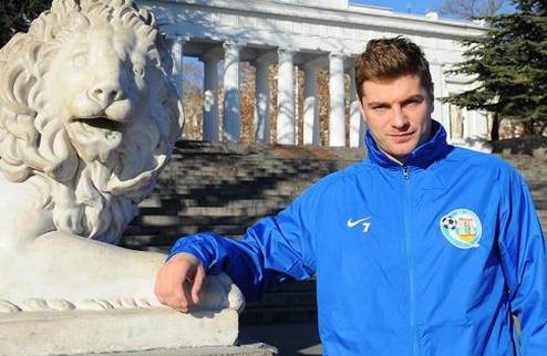Лысенко стал игроком Севастополя