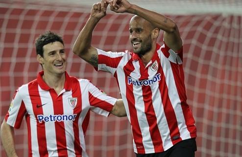 Атлетик и Эспаньол прошли в четвертьфинал Кубка Испании
