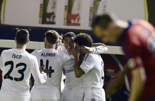 Реал и Леванте идут дальше в Кубке Испании