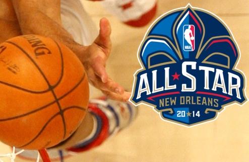 НБА. Дизайн формы на Матч всех звезд. ФОТО