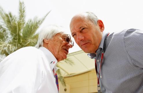 Формула-1. Рон Деннис вернулся в Макларен