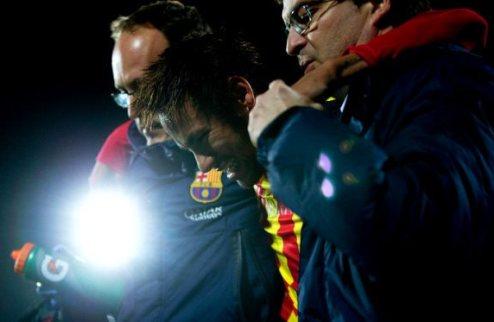 Барселона: месяц без Неймара?