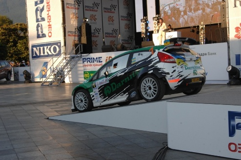 WRC. ����� �����-�����. ���� ������� � ������, �������� ������ � �������, ������ ������