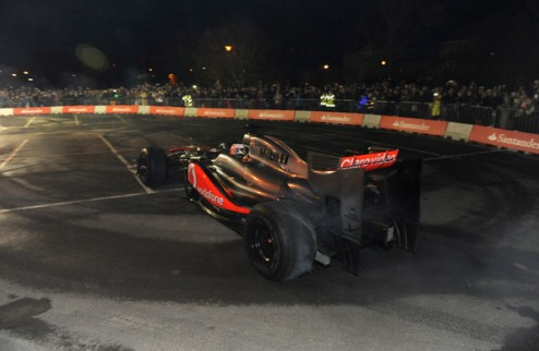 Формула-1. Макларен может пропустить первые тесты сезона