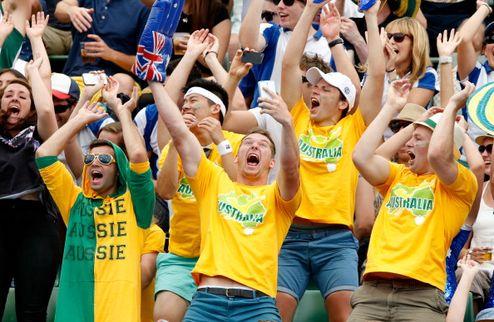 Australian Open. Программа дня