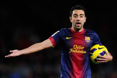 Анри: Хави должен завершить карьеру в Барселоне