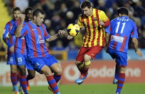 Атлетико не сумел обойти Барселону