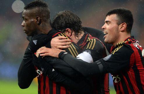 Зеедорф стартует в Милане с победы