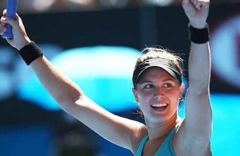 Australian Open (WTA). Легкая победа На Ли, тяжелая — Бушар