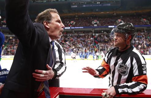 НХЛ. Ванкувер: Торторелла дисквалифицирован на 15 дней