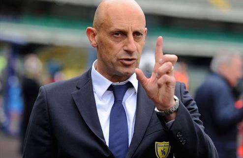 В Ливорно снова смена тренера