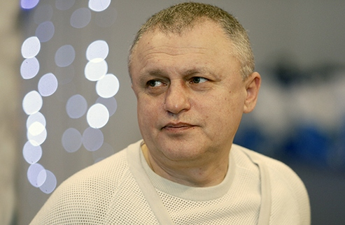 Суркис уверен, что Динамо примет Валенсию в Киеве