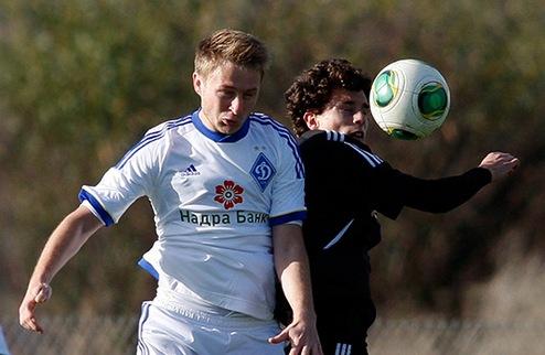 Динамо: первая победа в 2014-м году