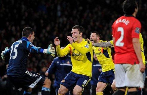 Сандерленд вышел в финал Кубка Лиги