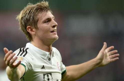Кроос не спешит продлевать контракт с Баварией