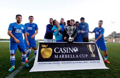 ����� ������� Casino Marbella Cup