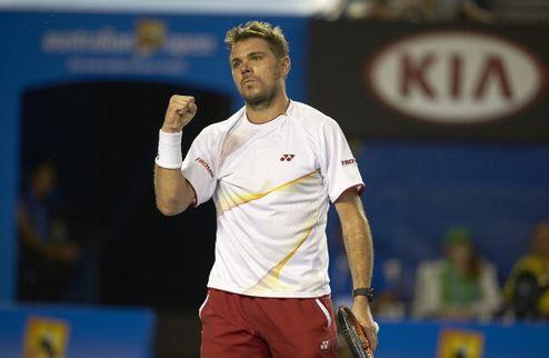 Вавринка — новый чемпион Australian Open