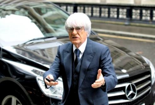 Формула-1. Свобода Экклстоуна стоит 240 млн фунтов