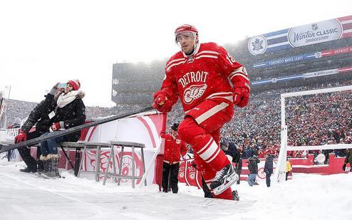 НХЛ. Дацюк вернется через несколько дней
