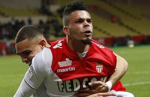 Монако сократил отставание от ПСЖ