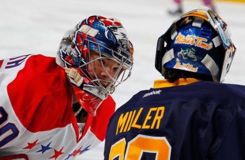 НХЛ. Вашингтону интересен Миллер