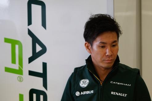 """Формула-1. Кобаяси: """"Наша команда в новом сезоне будем конкурентоспособна"""""""