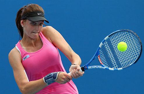 Паттайя (WTA). Гергес и Макарова в полуфинале