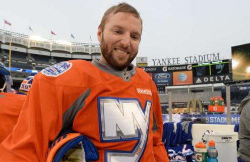 НХЛ. Ванек отказался от контракта Айлендерс