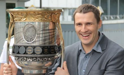 Касянчук — лучший хоккеист Украины 2013 года