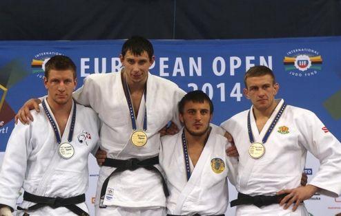 Дзюдо. Украинцы везут с Континентального кубка котомку медалей
