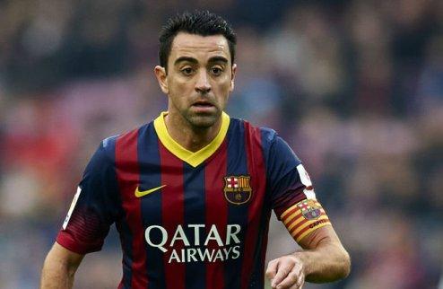 Хави не собирается покидать Барселону