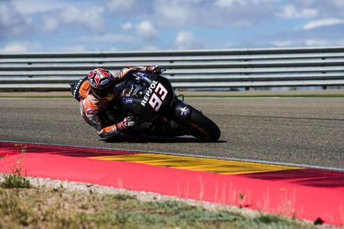 MotoGP. Тесты в Сепанге. Маркес задает темп