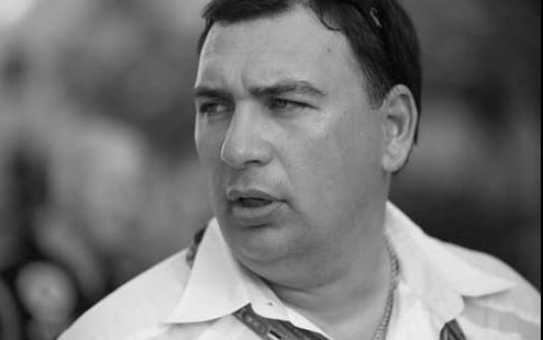 Умер Игорь Мазепа