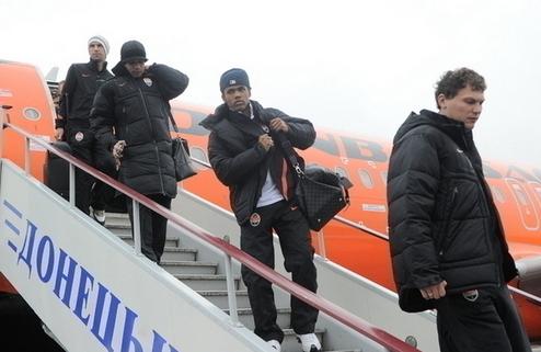 Шахтер и Металлист вернулись в Украину