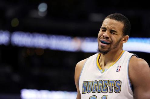 НБА. МакГи может пропустить остаток сезона