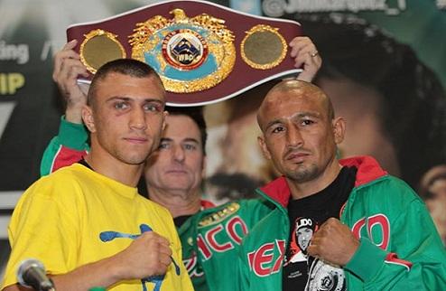Победителя боя Салидо — Ломаченко обязали драться с Расселом