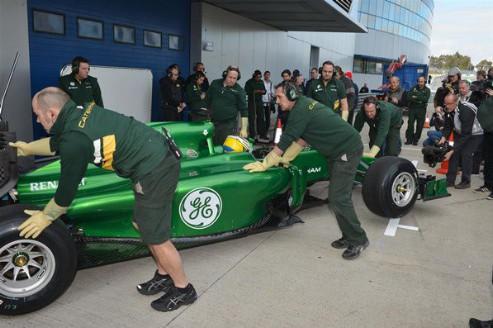 Формула-1. Превью сезона. Катерхэм