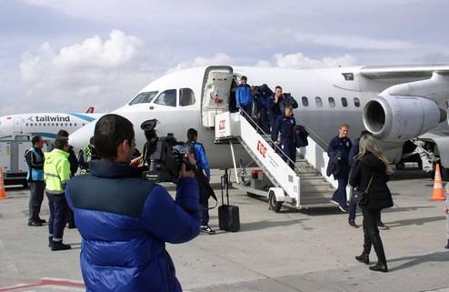 Черноморец возвращается в Турцию