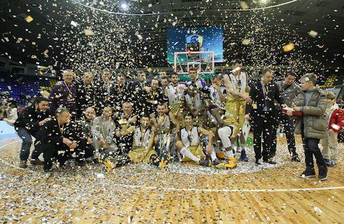 Будивельник — обладатель Кубка Украины!