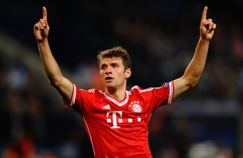 Мюллер нацелен на победу в Кубке Германии