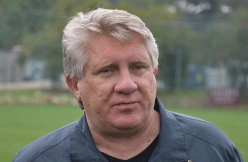 """Ташуев: """"Молодежь растет, есть способные футболисты"""""""