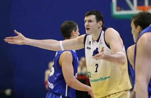 Дариуша Лавриновича отправляют в Маккаби