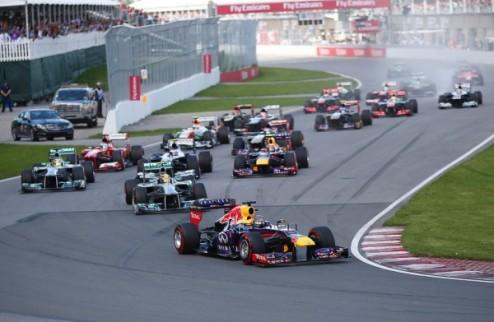 Формула-1: плюс две новые команды?