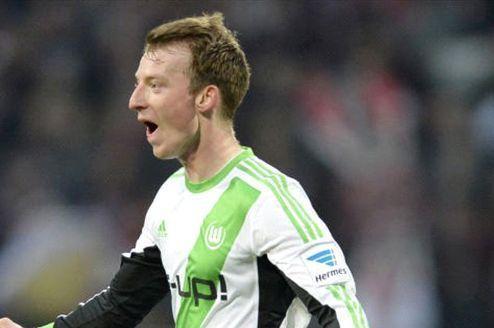 Арсенал готов бороться за молодую звезду Вольфсбурга