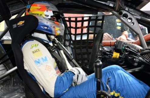 WTCC. Ориола готовится к сезону в Барселоне