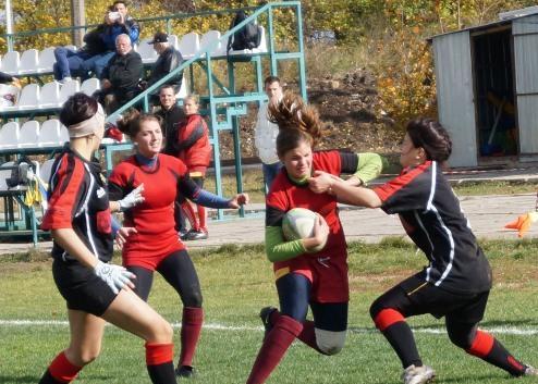 В этом сезоне будет создана женская сборная Украины по регби U-18