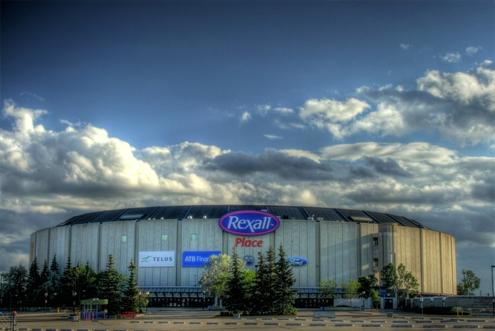 НХЛ. Эдмонтон будет строить новую арену